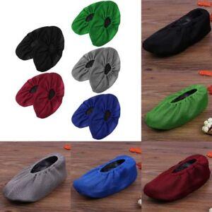 Reusable Elastic Indoor Non-Slip Shoe Cover Machine Room Dustproof Foot Coverx1