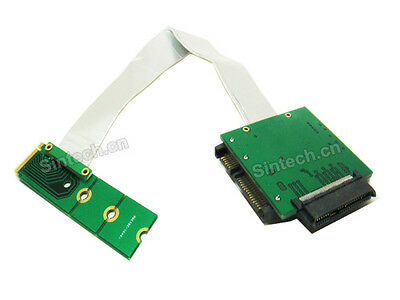 750 Series,P3700 Series 900,P3520 U.2 nvme SSD Wendry SSD Riser Card,U.2 to M.2 Cable SF-8639 Connecting Cable for Intel 750 P4610 Samsung 983,for Intel P4510,P3500,P3600