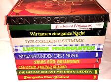 Sammlung Venyl LP Boxen Klassik Schlager Volksmusik aus einem Nachlass