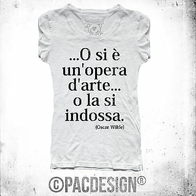 T-SHIRT DONNA WORDS FASHION VICTIM CHIC WHY SO VINTAGE FE0030A