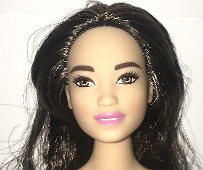 Barbie Fashionistas Made to Move Curvy Hybrid NUDE Doll