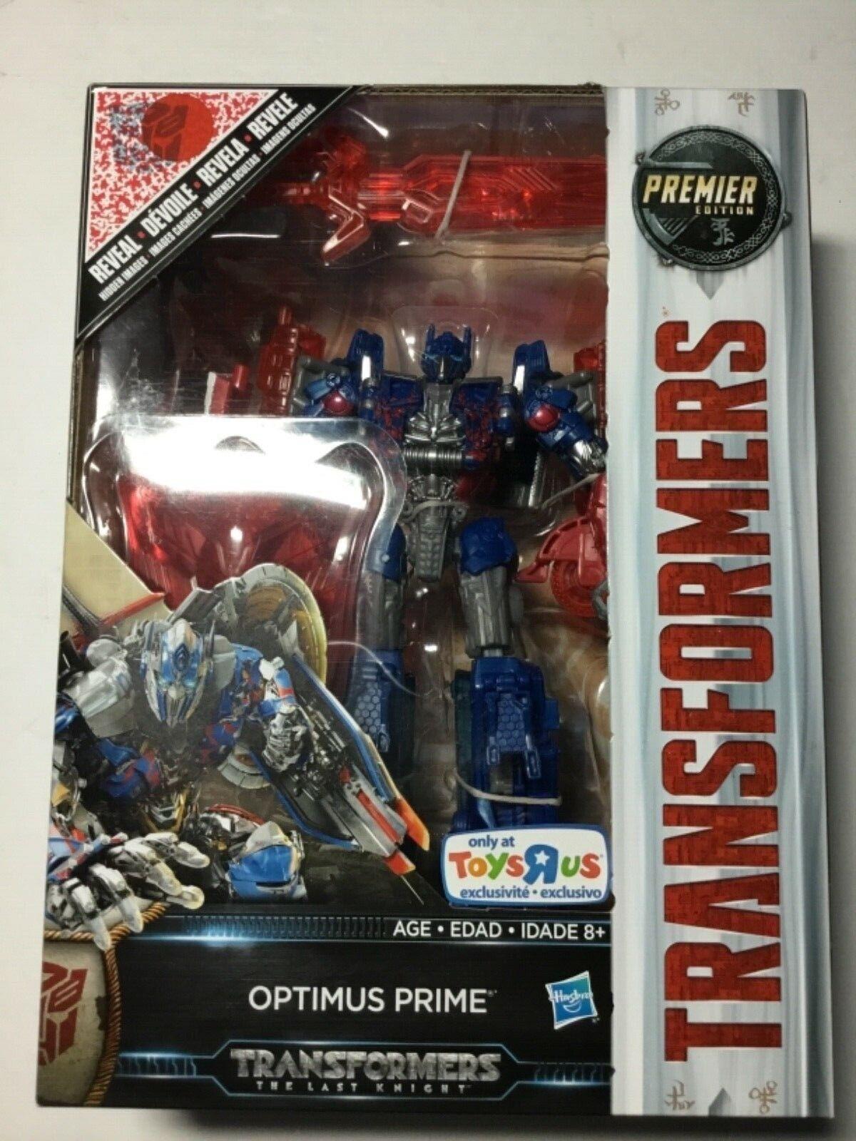 Transformers Premier edizione Voyager Optimus Prime giocattoli r us exclusive HTF