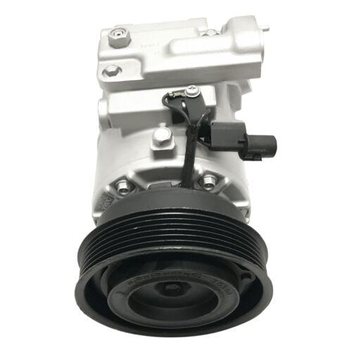 RYC Remanufactured AC Compressor and A//C Clutch AEG371