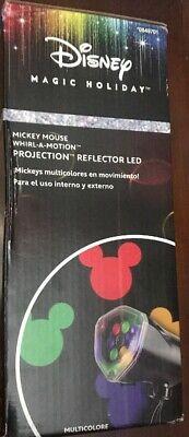 Disney Mickey Mouse Fantastic Flurry LED Spotlight Outdoor Projector 849701