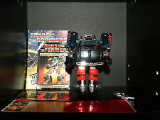 1984 G1 Trailbreaker, Transformer, Autobot, Complete set w/o original packaging