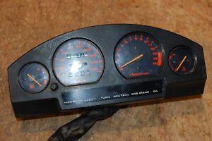Suzuki-GSX400XS-Impulse-GK71E-1986-Instrumente-Cockpit-Tacho-Drehzahlmesser