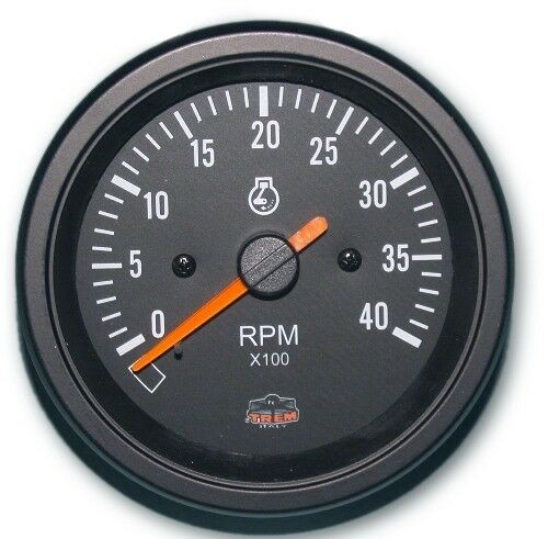 Drehzahlmesser Diesel Benzin Instrument Einbauinstrument  Ausf. u. Farbe n. Wahl