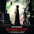 Rory Gallagher Kickback City 2 X 180gm Vinyl LP CD Book 2013 & MOV