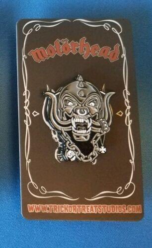 Motorhead Warpig Lemme Enamel Pin Trick or Treat Studios