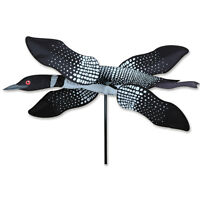 Loon Whirligig Wind Spinner Large 28