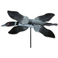 Loon Whirligig Wind Spinner Small 19