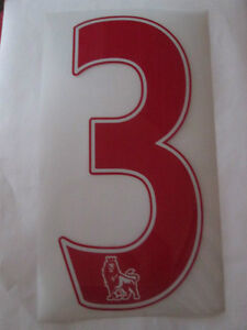 no-3-Premier-League-EPL-Football-Shirt-Name-Set-Rear-Number-Red-Sporting-ID