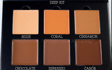 Anastasia Beverly Hills CREAM contour kit palette - DEEP - Free US Shipping NEW