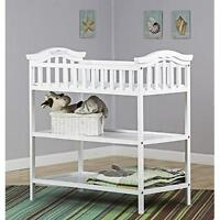 Dream On Me Jessica Changing Table, White New