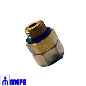 "1/2"" SWIVEL CONNECTOR - HIGH PRESSURE HEAVY DUTY (CAT 80D 003)"