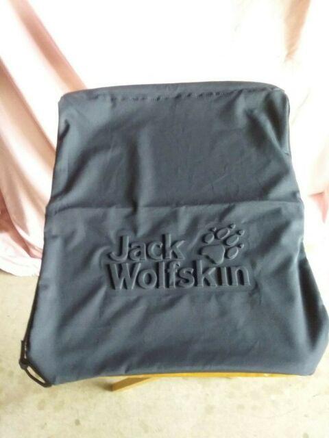Jack Wolfskin ACS Stratosphere Backpack, 20L, Black