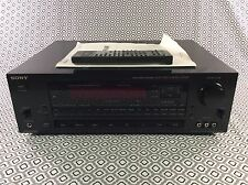 Sony FM Stereo / FM-AM Receiver STR-D911 With Remote & Manual Bundle