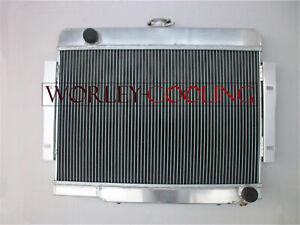 FOR-1972-1986-Jeep-CJ-CJ5-CJ7-V8-Chevy-Engine-Aluminum-alloy-Radiator-Conversion