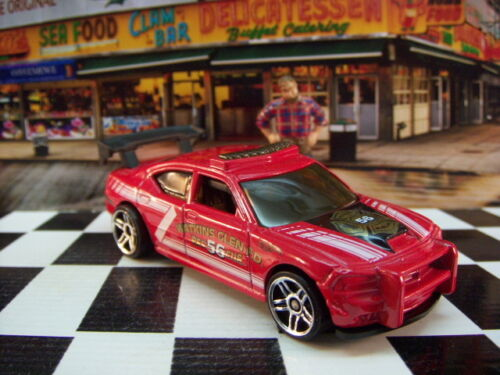 /'11 HOT WHEELS DODGE CHARGER DRIFT LOOSE 1:64 SCALE