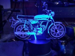 Yamaha FS1E Fizzy  Acrylic Engraved LED lamp