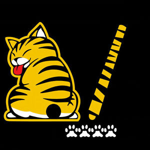 Car-Sticker-Yellow-Cat-With-Wagging-Tail-Car-Rear-Window-Windshield-Wiper-Decal
