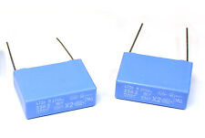 8pcs Vishay/BC X2 Suppression Film Metallized Capacitor MKP .47uF 275v 470nF