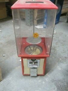 RARE Big Case Northwestern Super 60 Vending Machine Gumball Candy Capsule Balls