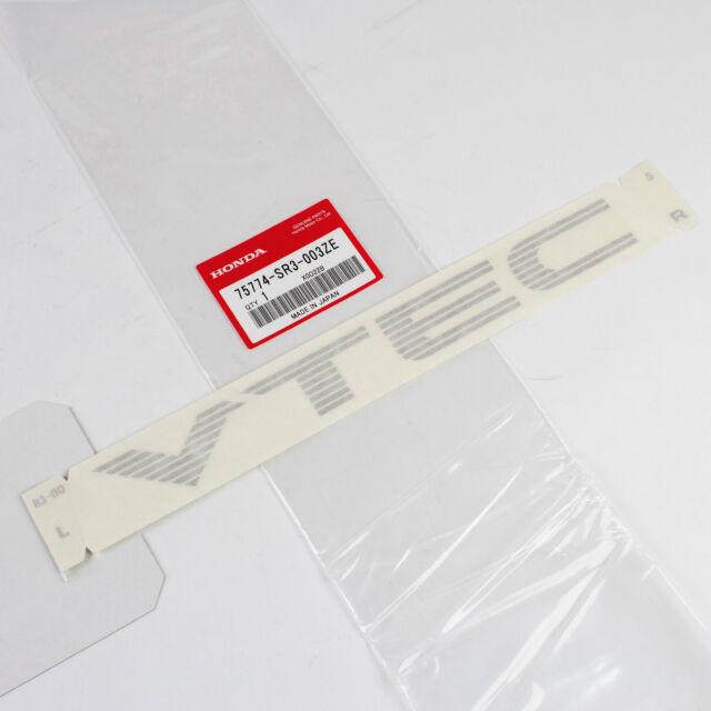 GENUINE HONDA MSX125 GROM DECAL STICKER BADGE