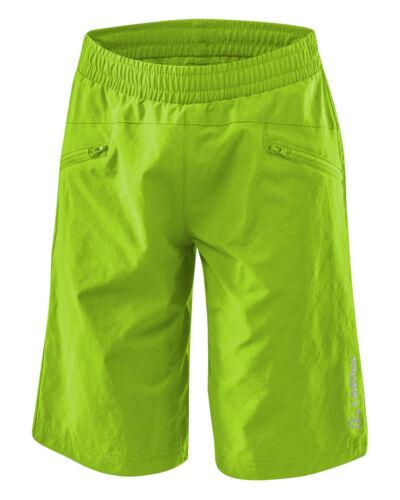 Löffler Enfants Roue Pantalon Vélo Short CSL vert clair