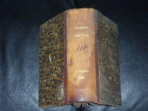 Details Sur Bulletin Des Lois De La Republique Francaise 10eme Serie 2eme Semestre 1848