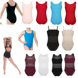 Toddlers-Kid-Girl-Stretchy-Ballet-Leotard-Gym-Dancewear-Unitard-Jumpsuit-Costume