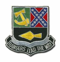 Ranger School Patch - Rangers Lead The Way L005