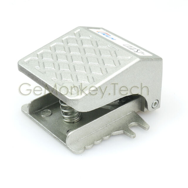 """G 1/4"""" Threaded Air Pneumatic Pedal Valve Foot Switch 2 Way 2 Position FV-02"""