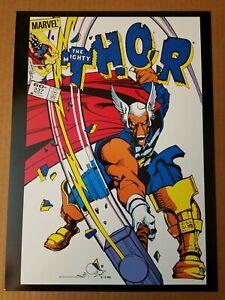 Thor-337-First-Beta-Ray-Bill-Marvel-Comics-Poster-by-Walt-Simonson