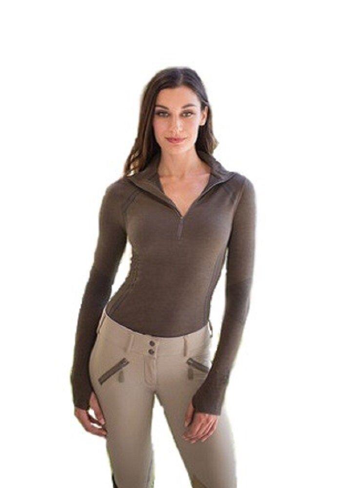 Goode Rider wooltec Sin Costuras Camisa que absorbe la humedad y no rozaduras