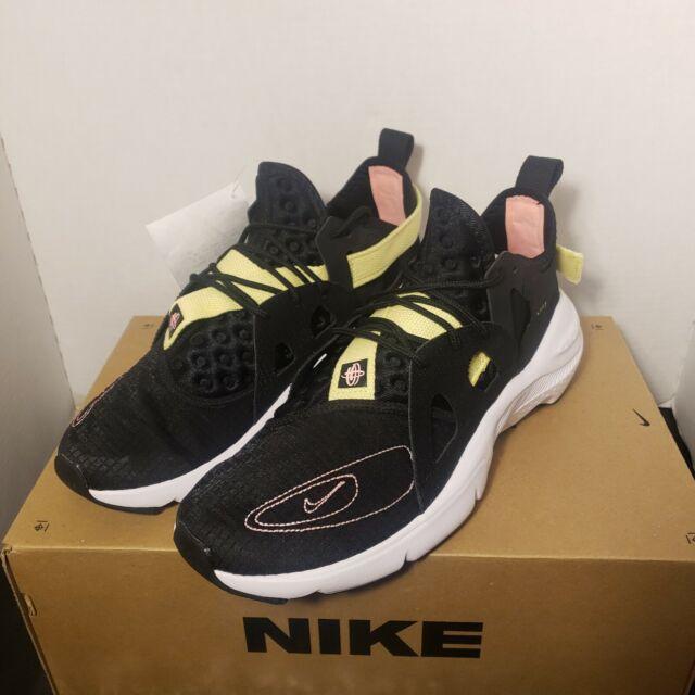 Men's Nike Air Huarache Type Black Pink