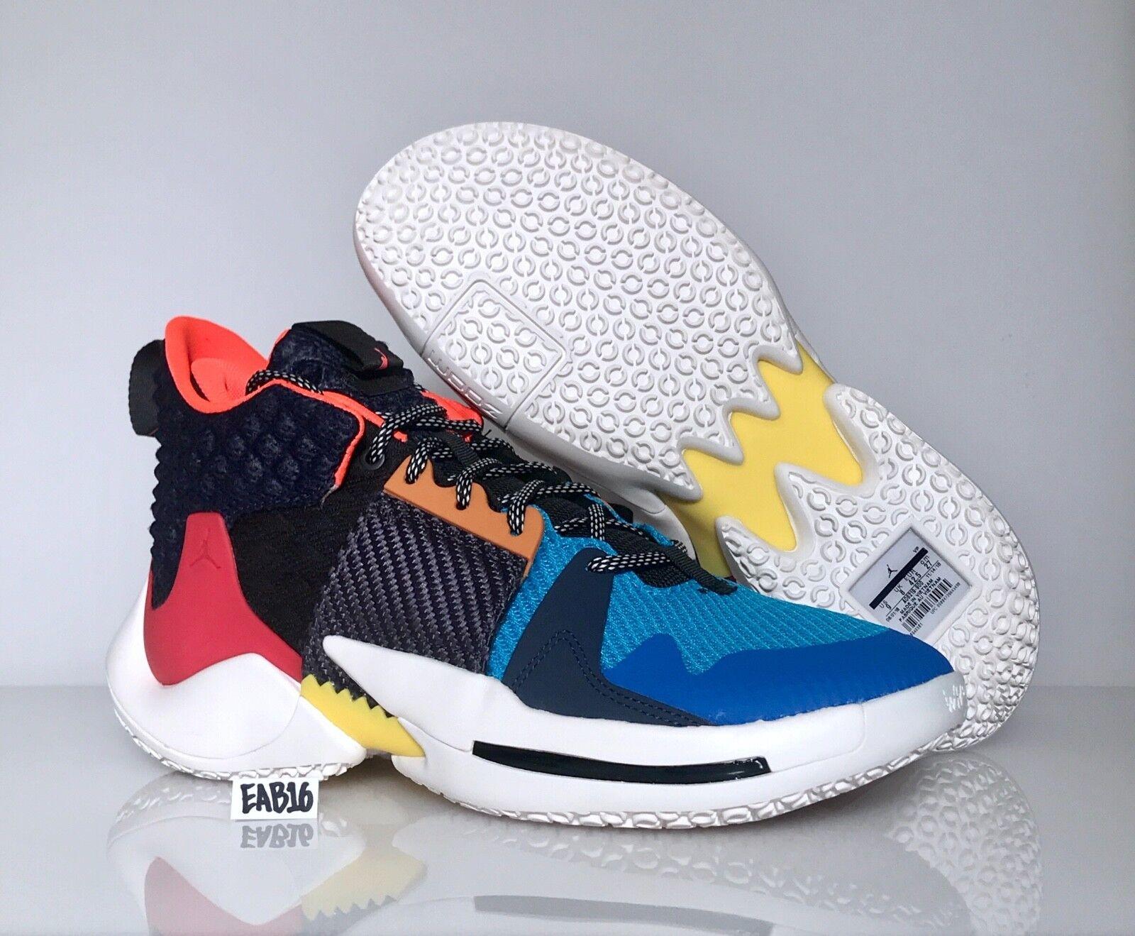 Air Jordan Russell Westbrook Future History Why Not Zer0.2 Zero.2 Zero.2 Zero.2 AO6219 900 2.0 a50573
