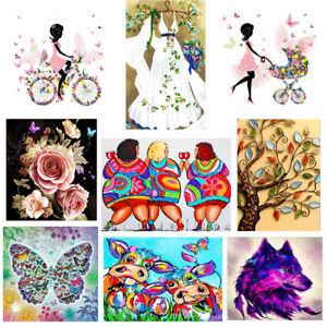 DIY-5D-Diamond-Painting-Embroidery-Animal-Cross-Craft-Stitch-Kit-Home-Room-Decor