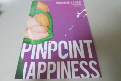 PAIN PINPOINT HAPPINESS B5 20pages Dragon Ball Doujinshi Piccolo X Gohan