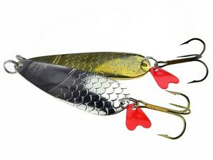 catfish and asp lures Polsping Perkoz #0 zander for pike 11-23g spoons