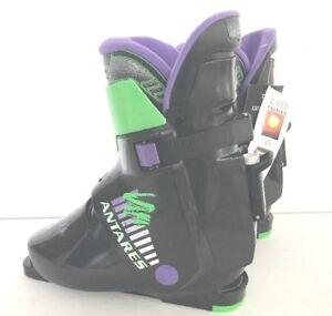 NEW-Ski-Boots-HEIERLING-Antares-27-5-MENS-9-5-WOMENS-10-5-FLEX-Atomic-Footbed