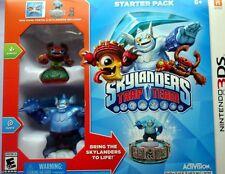 Skylanders Trap Team Starter Pack Nintendo 3DS New in Box
