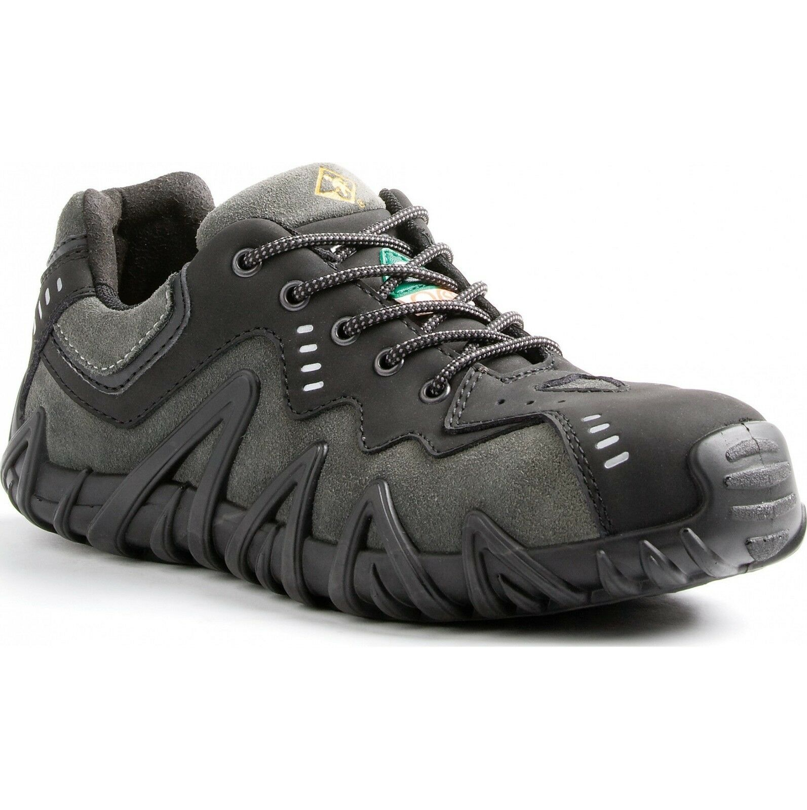Dickies Terra Spider Safety Trainer Sizes 5.5 - 13 Grey TE606115