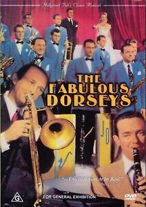 The-Fabulous-Dorseys-1947-DVD-Jimmy-Dorsey-Janet-Blair-Paul-Whiteman-NEW