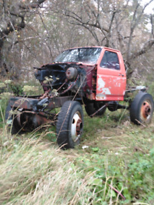 Mud truck project