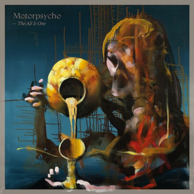 MOTORPSYCHO - The All is One (Digipak); ., 2 Audio-CD