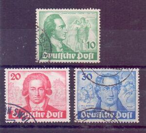 Berlin-1949-Goethe-MiNr-61-63-rund-gestempelt-Michel-180-00-318