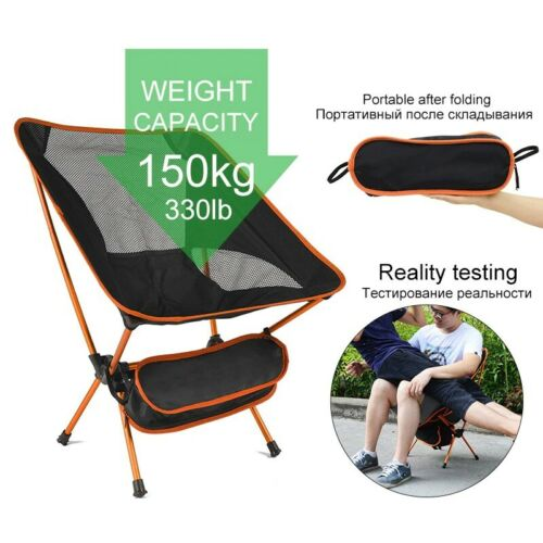 Travel Chair Folding Chair Super hard Outdoor Camping Portable Chair Picnic Seat