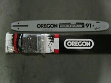 "(160SDEA041/91VG057X) OREGON 3/8,.050, 16"" BAR CHAIN COMBO"