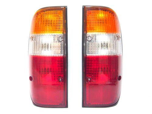 Ford Ranger pickup 1998-2002 Thunder 98-02 Rear signal lights lamps set RH+LH